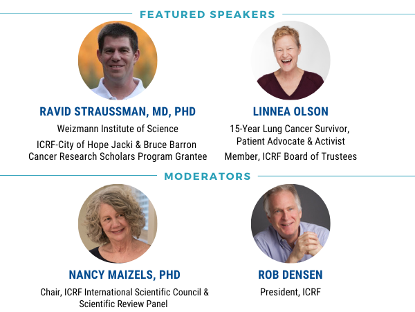 Featured Speakers and Moderators