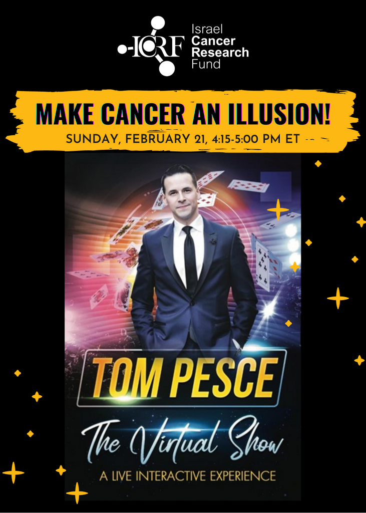 Make Cancer An Illusion Feb 2021 - Flyer
