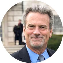 David Abramson, ICRF President
