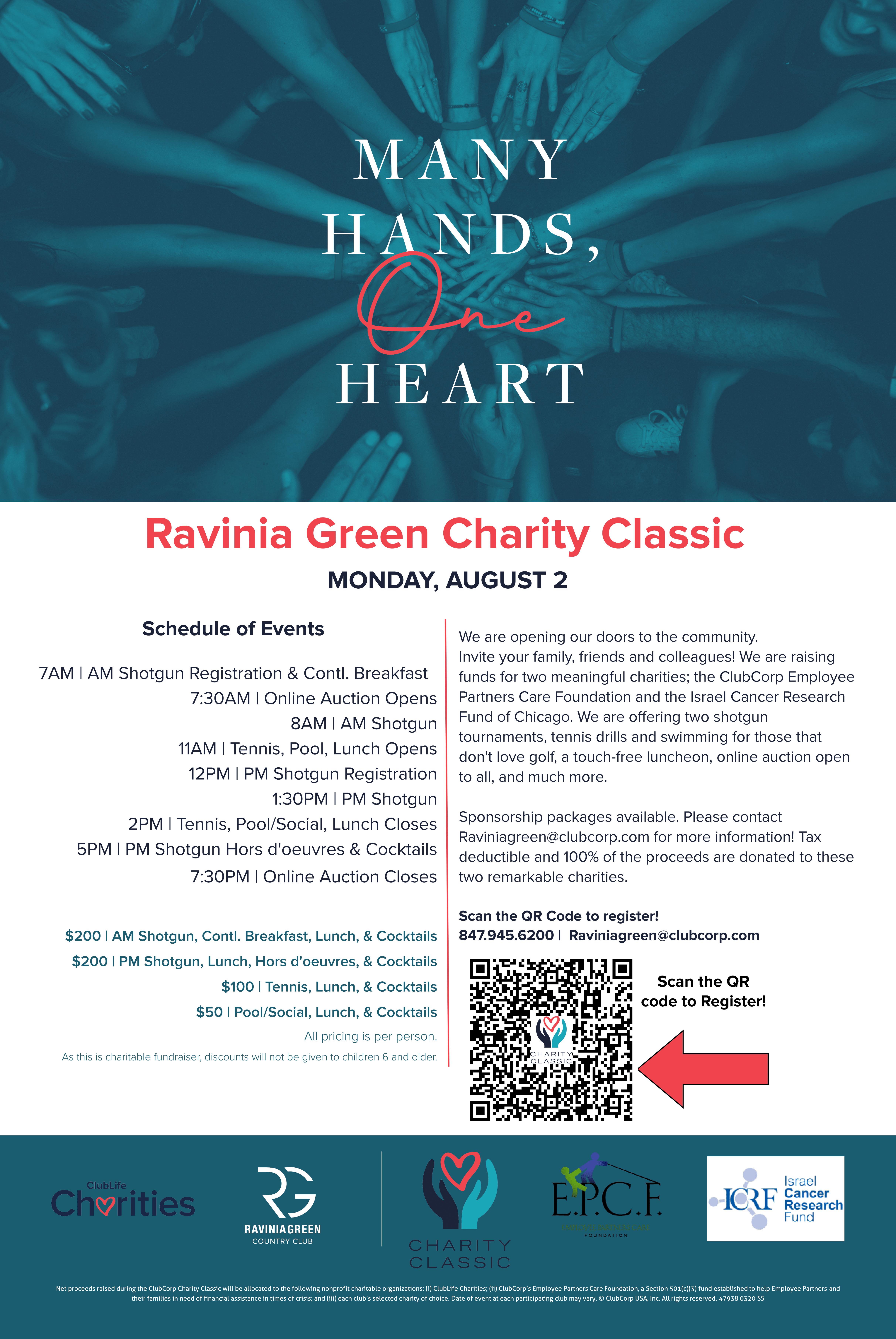 RGCC_2021 Charity Classic Flyer