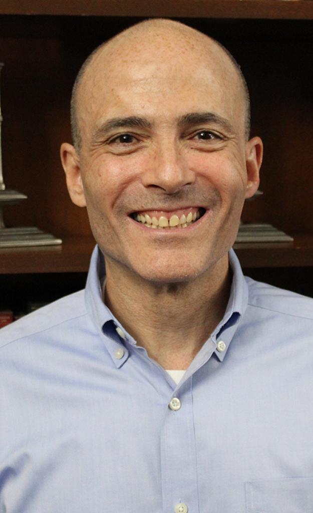 Alan Herman, ICRF New York Executive Director
